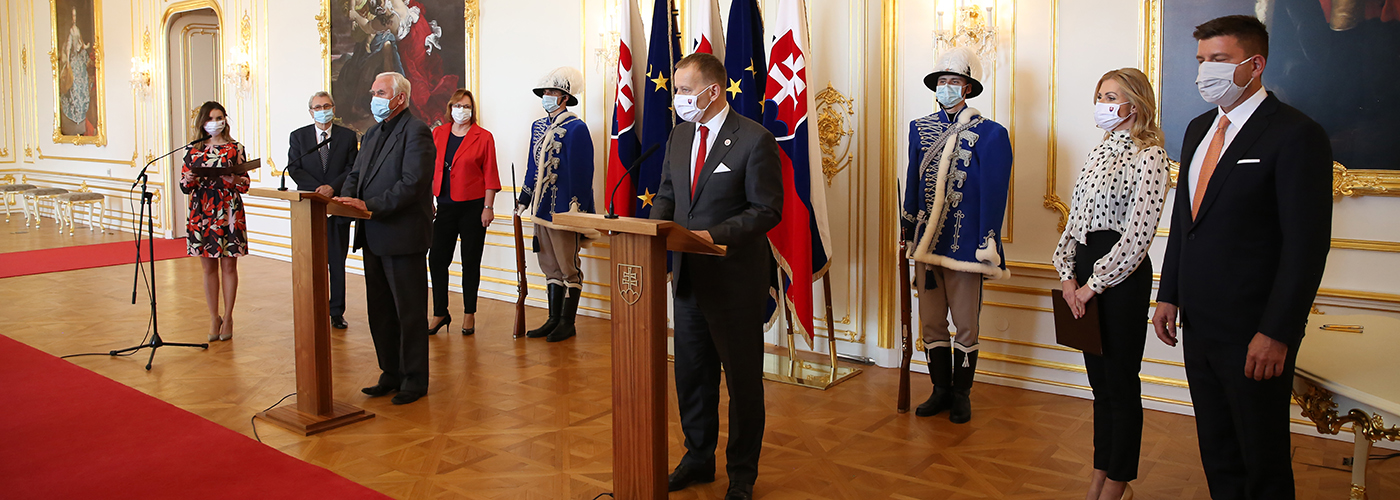 Memorandum oporozumení avzájomnej spolupráci predsedu NR SR Borisa Kollára aJednoty dôchodcov na Slovensku