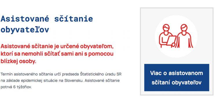Na možné podvody počas asistovaného sčítania upozorní informačná kampaň